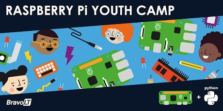 Raspberry Pi: Youth Computer Programming Camp tickets