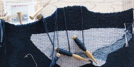 Barbara Rae – Dovecot Weavers Tapestry Talk tickets