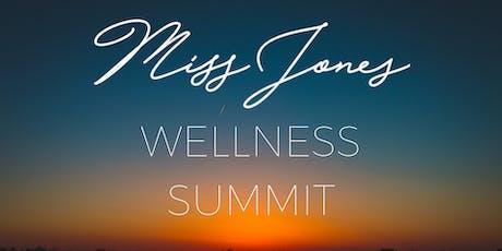 Miss Jones Wellness Summit September tickets