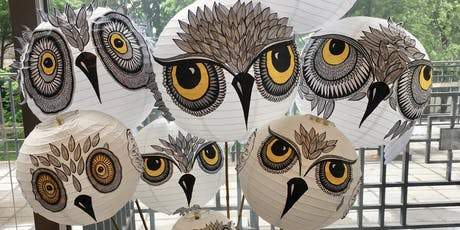 Owl Lantern Workshop for Parliament of Owls: A Midtown Lantern Parade tickets