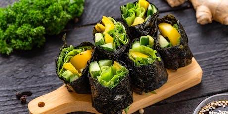 Garden Sushi 101 tickets