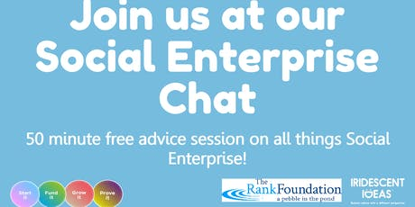 Social Enterprise Chat - July 2019 tickets