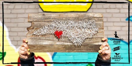 Crowned Sparrow Co.: craftXcraft | Love, Charlotte N&S Art tickets