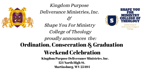 Ordination/Consecration Weekend