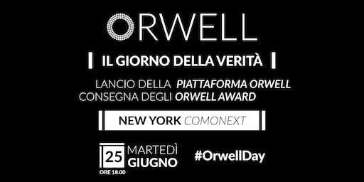 Orwell | Il giorno della Verità