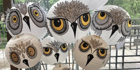 Adults Only Owl Lantern Workshop for Parliament of Owls: A Midtown Lantern Parade tickets