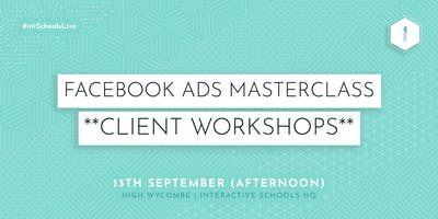 Facebook Ads Masterclass (Client-Exclusive) - AFTERNOON