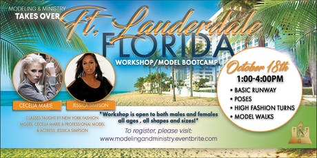 Model BootCamp - Fort Laurderdale  tickets