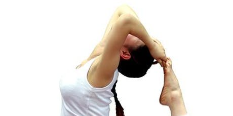SUMMER SOCIAL: Yoga with Mohan  tickets
