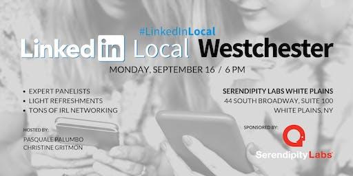 #LinkedInLocal Westchester: White Plains