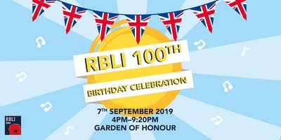 Royal British Legion Industries (RBLI) 100th Birthday Celebration
