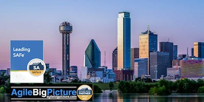 DALLAS-FT WORTH: Leading SAFe® with SA Certification