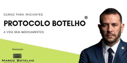PROTOCOLO BOTELHO - HORMÔNIOS ESTERÓIDES  - CURSO PARA INICIANTES DE ACORDO COM A RESOLUÇÃO 199/2019 - PORTO ALEGRE 25/06
