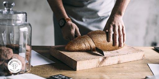 Les bases d'un délicieux pain précuit - 7 Octobre 2019 - Bruxelles