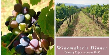 Winemaker's Dinner met Italiaans wijnhuis Mastroberardino tickets