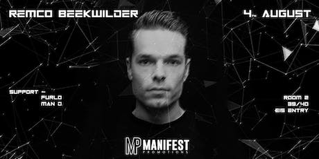 Remco Beekwilder \\ Room 2 // tickets