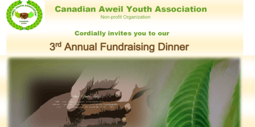 Annual Fundraising Dinner by CAYA