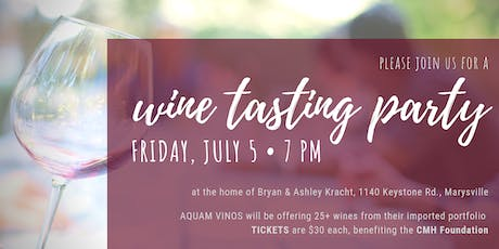 Wine Tasting Party tickets