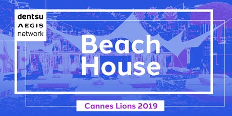 Cannes Lions 2019 - Space, the Final Frontier - New Business Model tickets