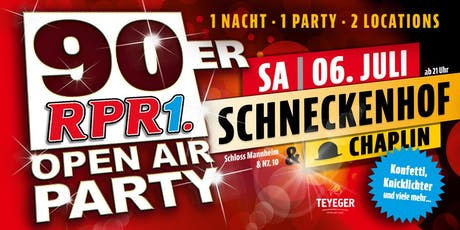 RPR1. 90ER OPEN AIR TEIL 2 Tickets