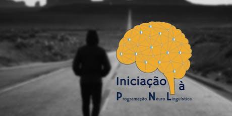 Taxa de Inscrição do Curso de Iniciação à PNL e Coaching - SP ingressos
