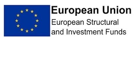 European Funding Workshop - ERDF Outline Application Workshop & 1-2-1 Surgeries tickets