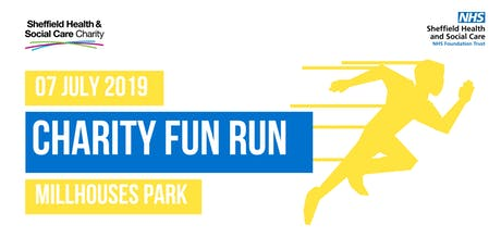 Charity fun run - 71st birthday of the NHS tickets