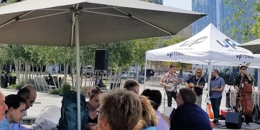 Out To Lunch Concerts - Free Lunchtime Live Music Series