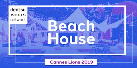 Cannes Lions 2019 - When Data meets Creativity tickets