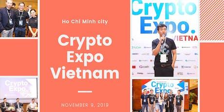 Crypto Expo Vietnam 2019 tickets