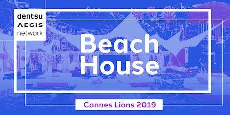 Cannes Lions 2019 - Walk the Work billets