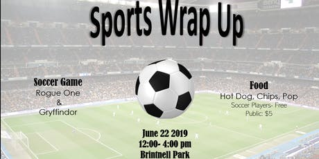 Sport's Wrap Up  tickets