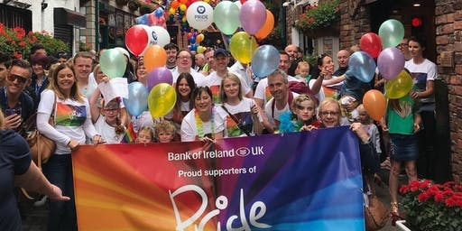 Bank of Ireland UK @ Belfast Pride 2019