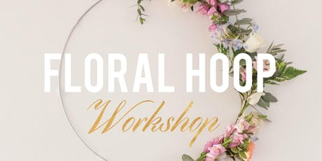 Floral Hoop Workshop  tickets