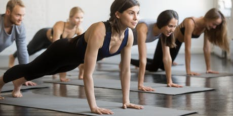 Foundation Yoga - Community Fitness for All Levels tickets