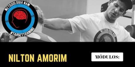 Metodologia NAM - Professor Nilton Amorim Moreira ingressos