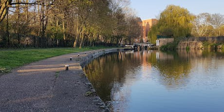 Canal and River Walks: City Centre to Limekiln Lock and Abbey Park tickets