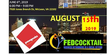 "Federal Contractors Networking ""FedCocktail 2019"" tickets"