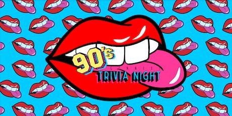 gennext 90s Trivia Night (19+ Event) tickets