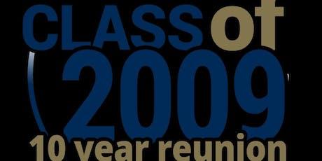 Dr. Michael Krop High School Reunion 2009 tickets
