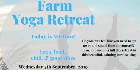 Farm Yoga Retreat tickets