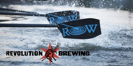 Recovery on Water at Revolution Brewing  tickets