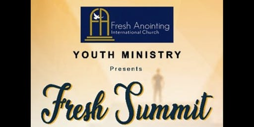 Youth Ministry - Fresh Summit
