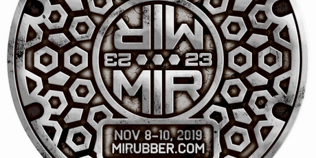 TCRubbermen @ Mr. International Rubber tickets