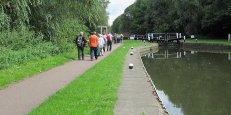 Canal and River Walks: Aylestone Hall Gardens to Aylestone Meadows tickets