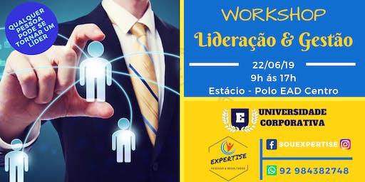 Workshop Liderança e Gestão