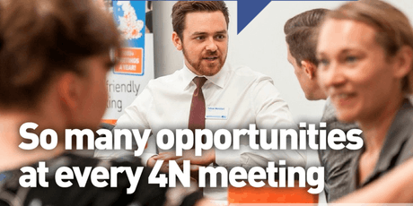 4N Sleaford Networking lunch tickets