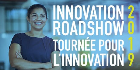 Innovation Roadshow - Saint John tickets