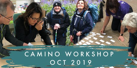 CAMINO PREPARATION WORKSHOP | NORTHAMPTONSHIRE  tickets