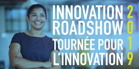Innovation Roadshow - Bathurst billets